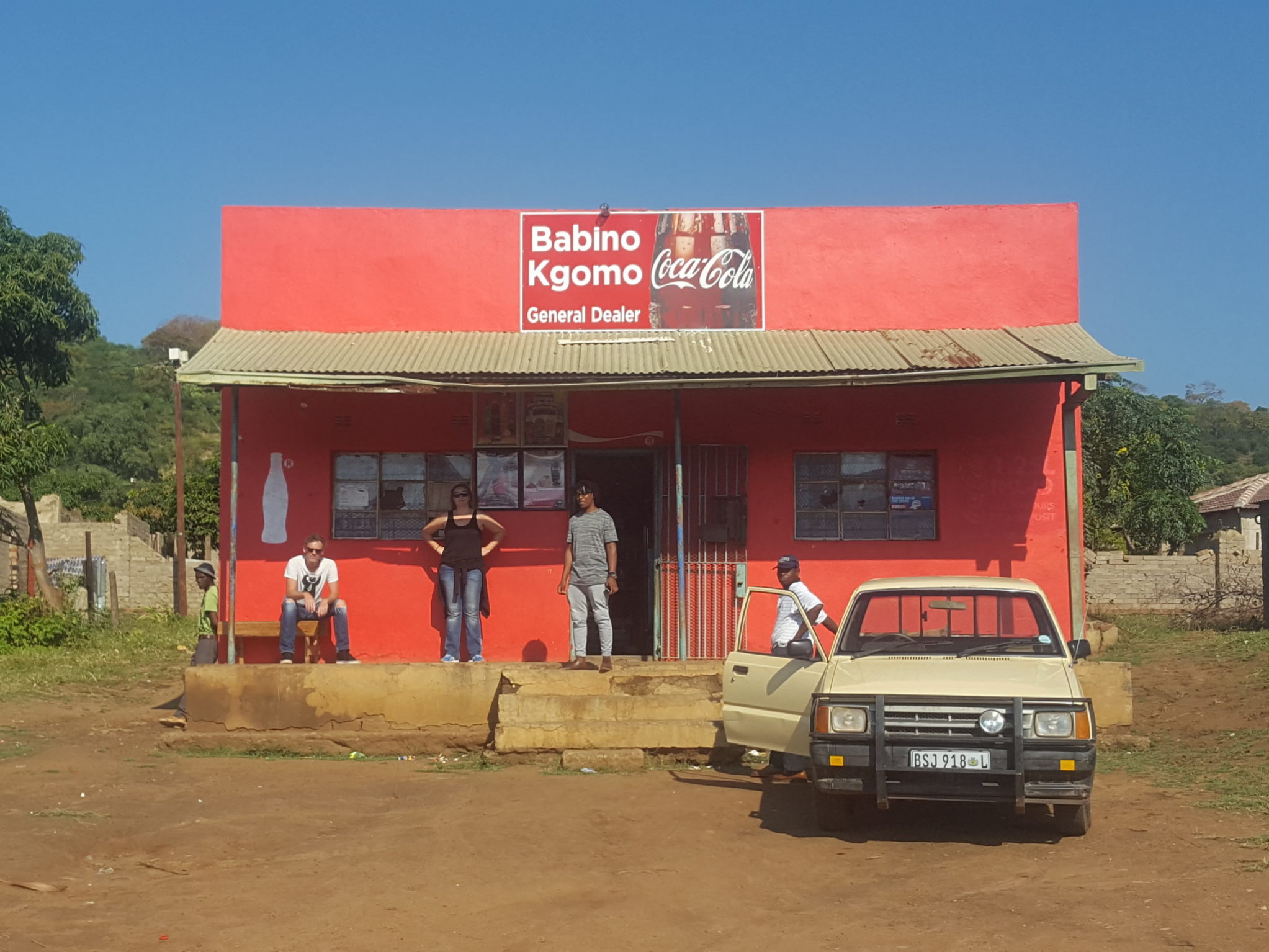 The decline of local informal retailers in South Africa