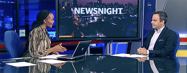VIDEO: GGA Executive Director on South Africa's political transition