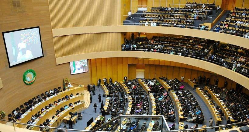 Fair's fair: giving the AU its due