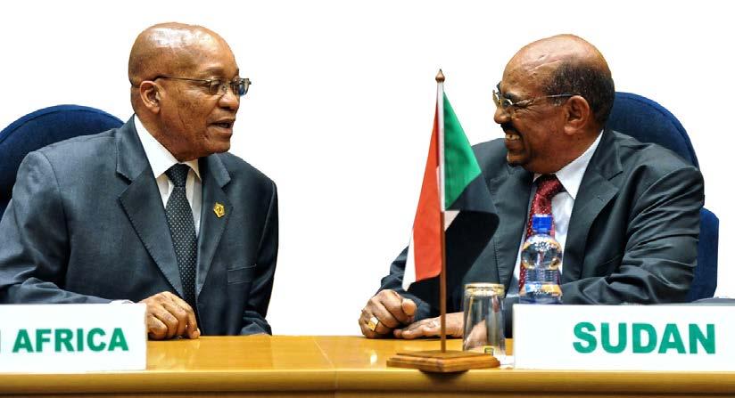SA puts Africa last