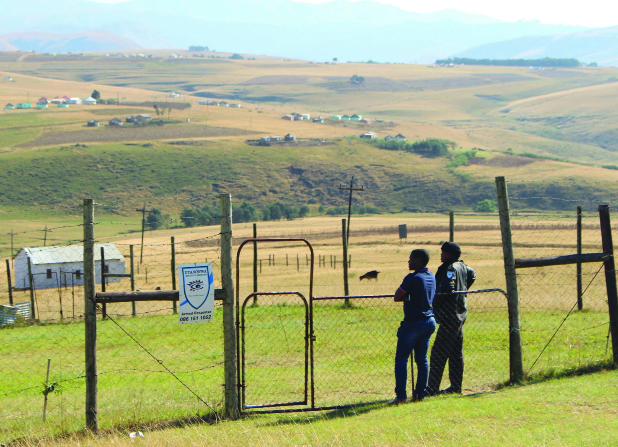 CASE STUDY: Mbizana, a rural South African municipality