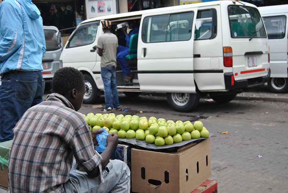 Malawi eyes the informal sector as a source of income