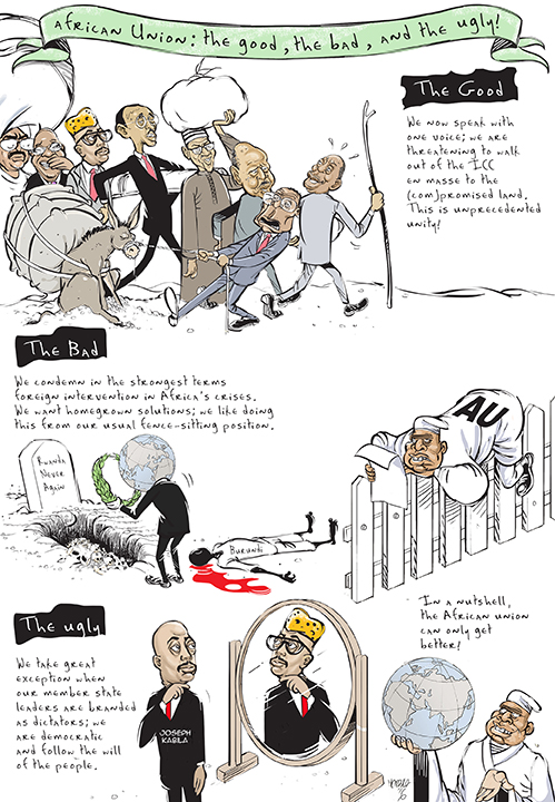 CARTOON: African Union