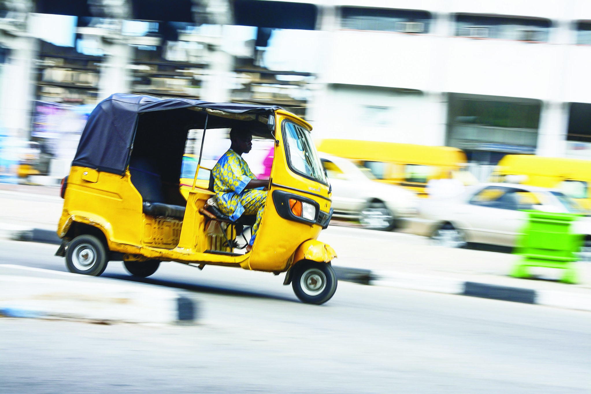 Global cities offer lessons to Lagos on dynamic optimisation of transport