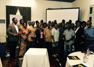 Property Rights Accra 2015