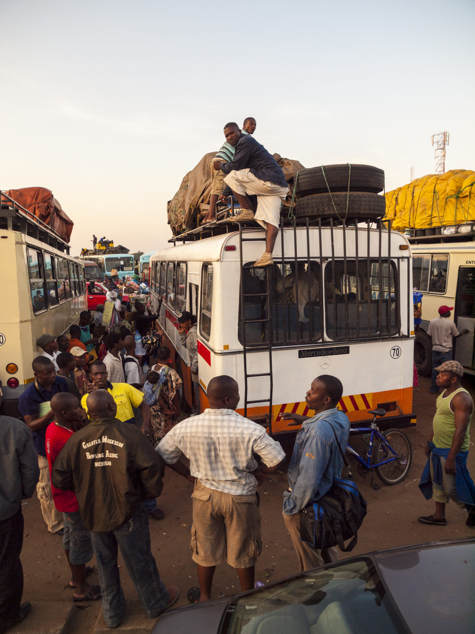 Africa's developmental focus moves to the cities