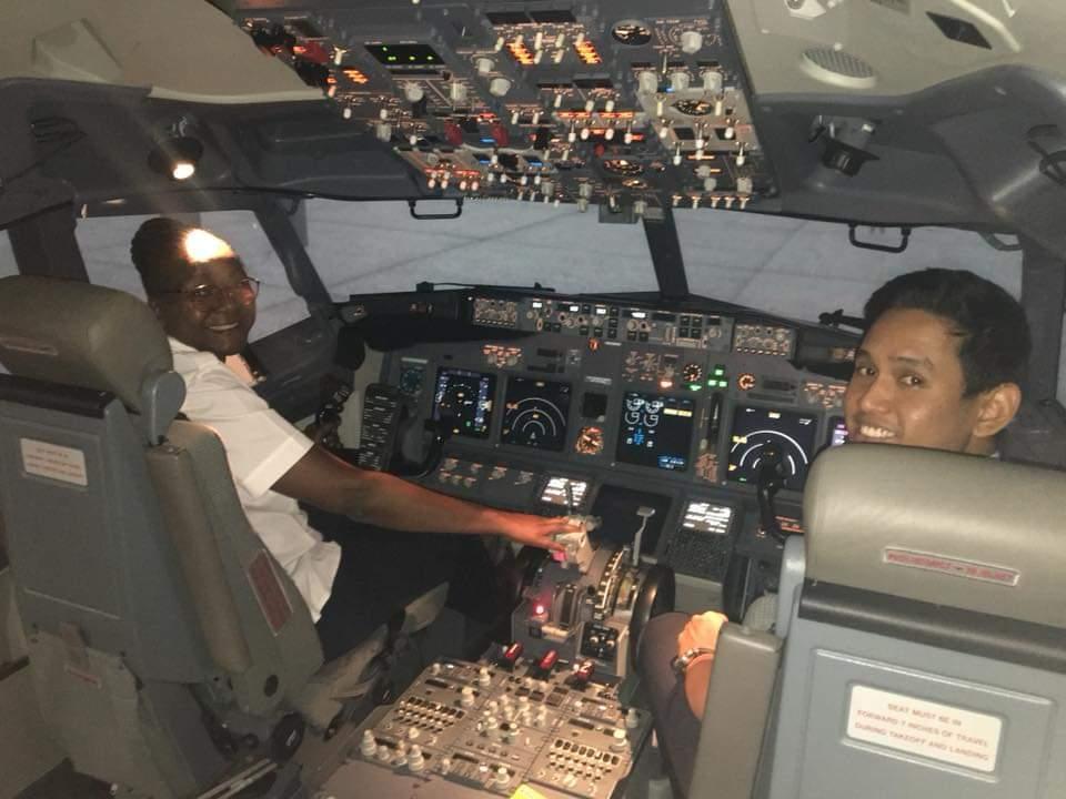Africa's women in full flight