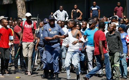 Time Nigeria and Africa hanged tough on South African xenophobia