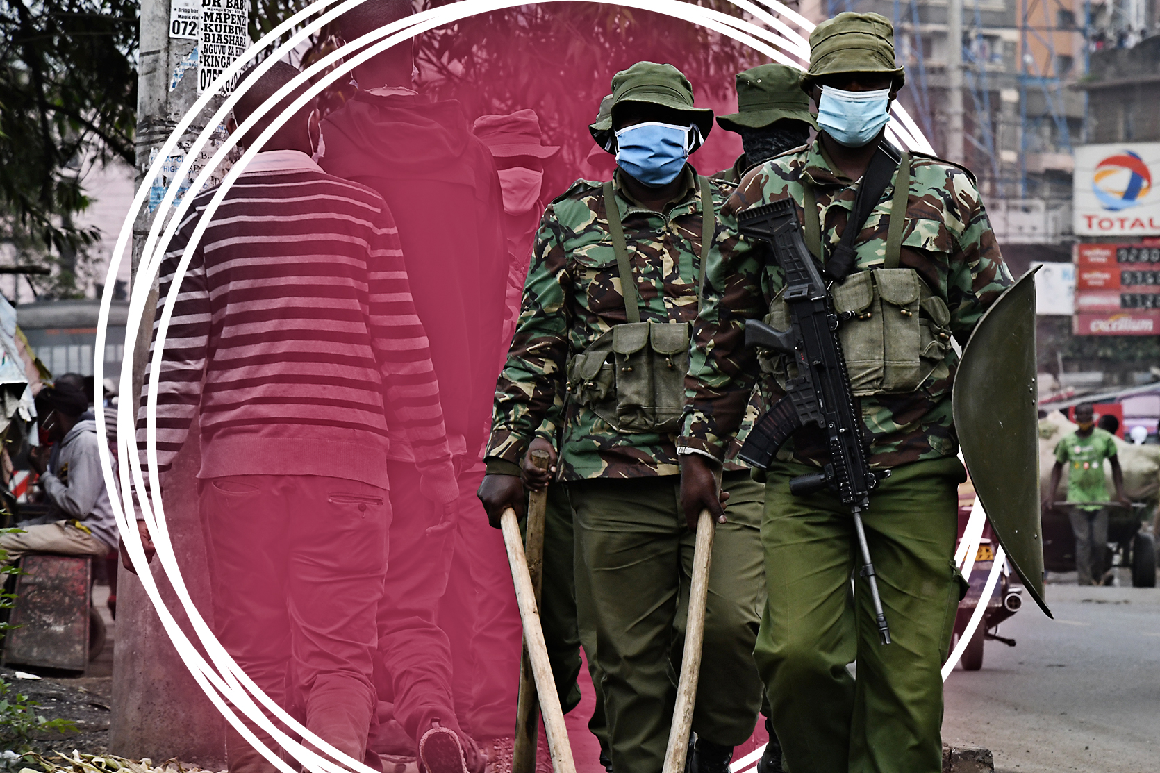 COVID-19: In Kenya, confusion and corruption while politicians flout lockdowns