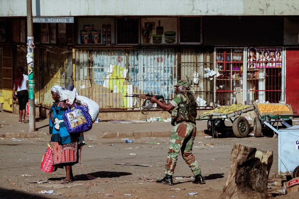 Autocratic entrenchment as the world turns a blind eye towards Zimbabwe