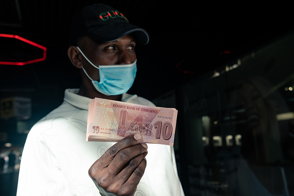 Zimbabwe's ban on mobile money adds to suffering of its citizens
