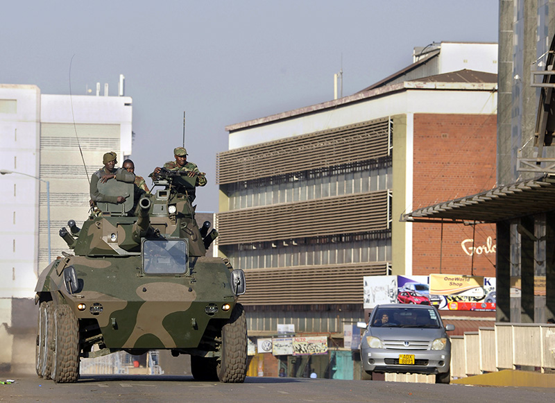 Zimbabwe: A failed state and a citizenry desperate for change
