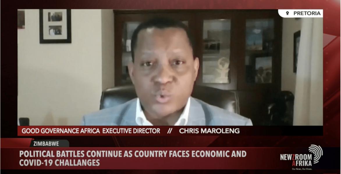 GGA Executive Director calls for SADC and South Africa to intervene in Zimbabwe