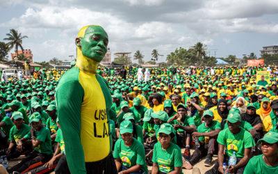 Tanzania – pre-election developments: October 23-26