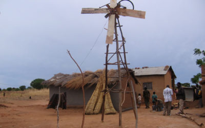 Harnessing the elements to power and light Malawi