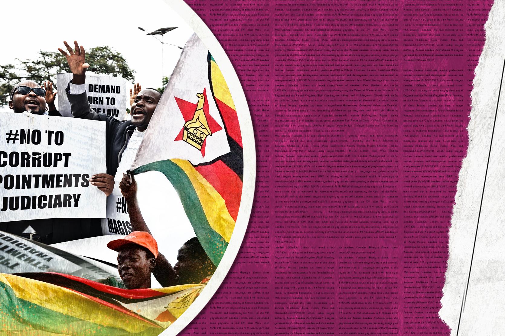Zimbabwe's autocratic legitimation and the citizen struggle in safeguarding the constitution