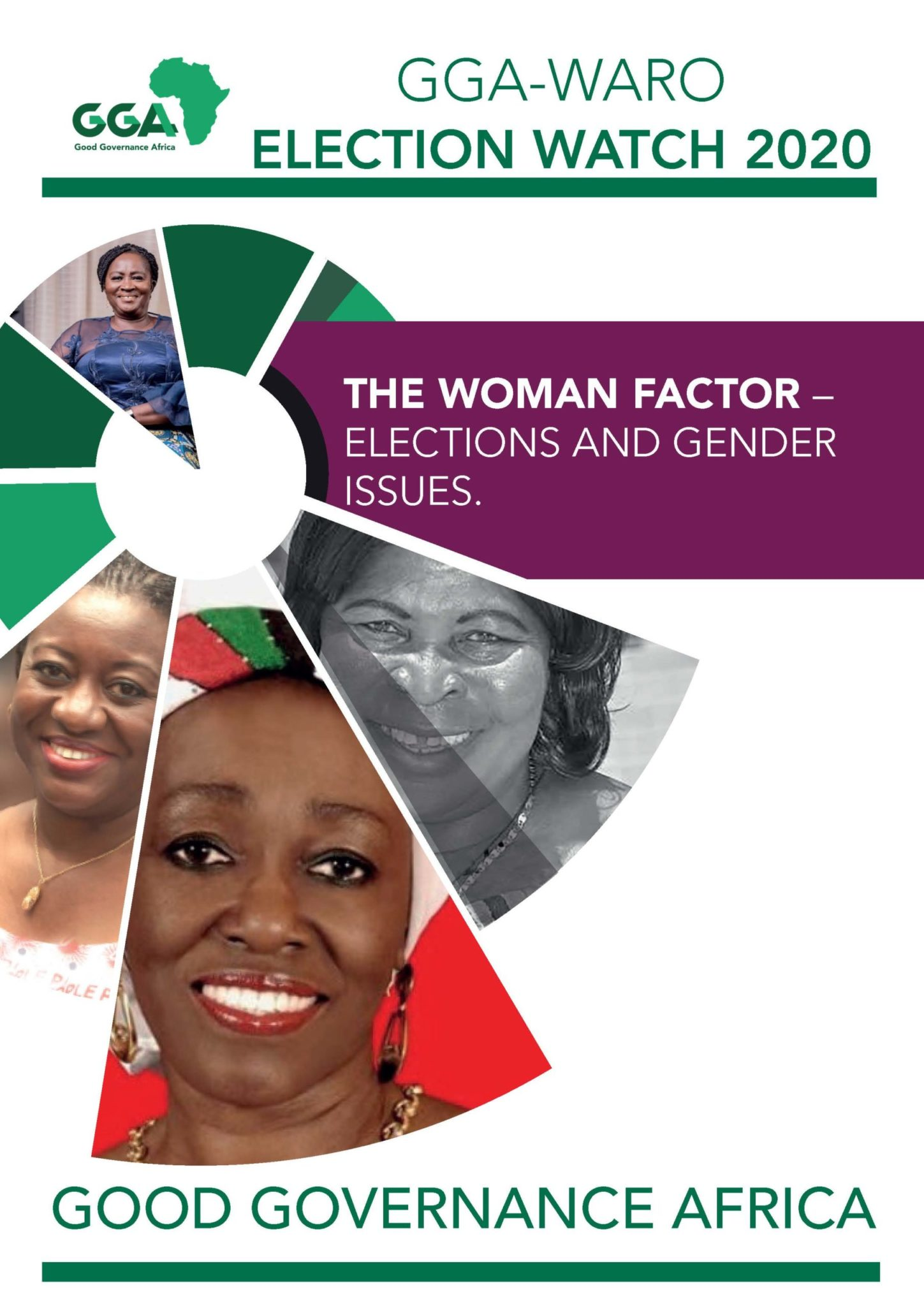 The Woman Factor – elections and gender issues