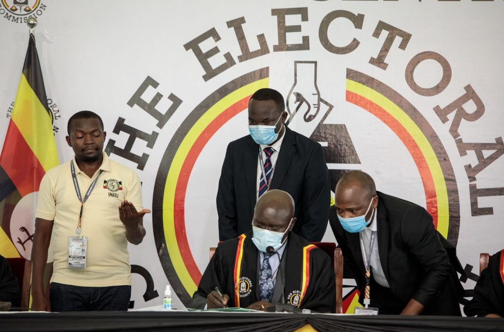 Uganda Election Day 2021: Summary