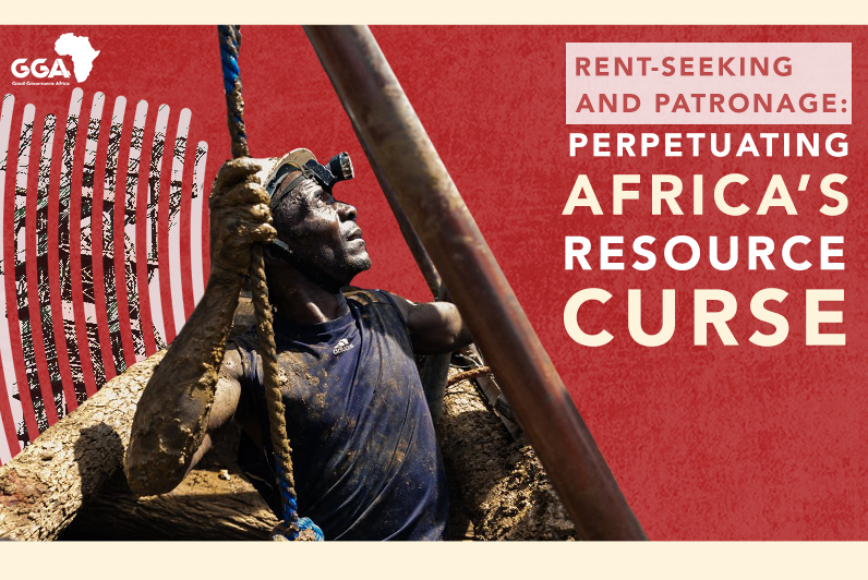 The impact of rent-seeking and patronage in perpetuating the Resource Curse