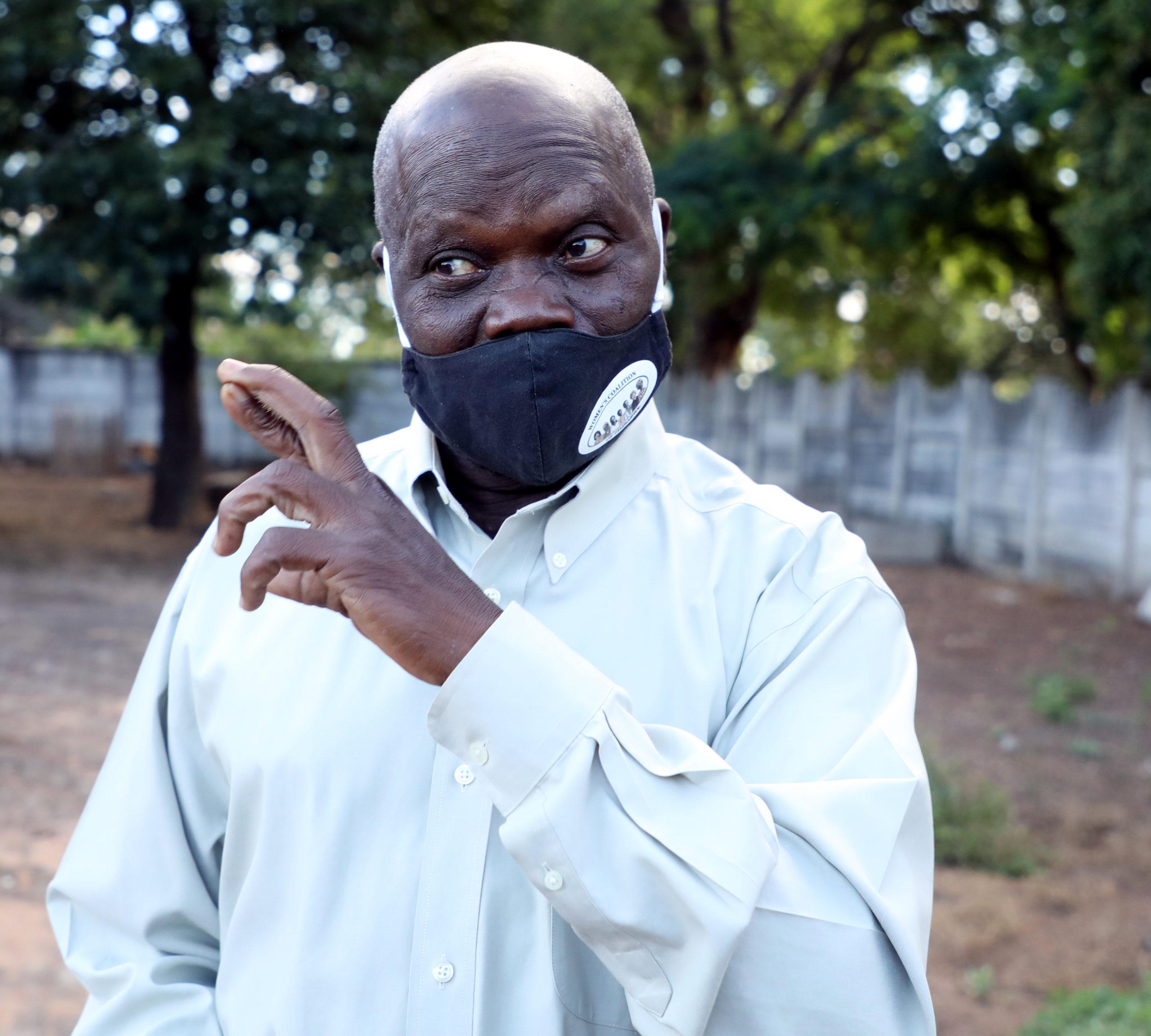 Zimbabwean liberation war veterans mourn a dream deferred