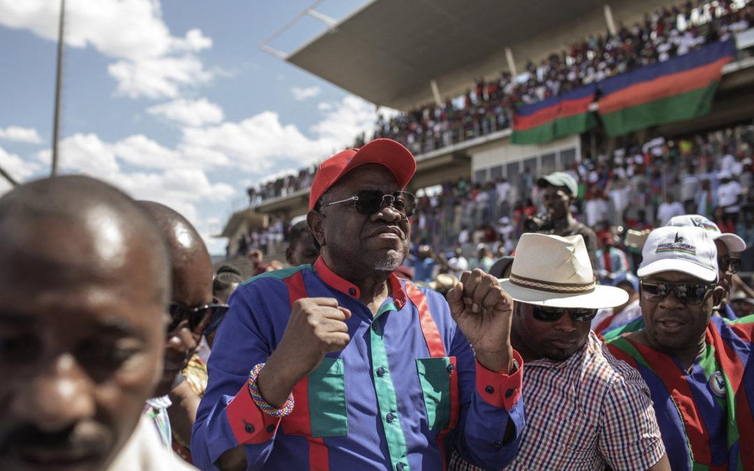 Swapo– Namibia's sinking ship