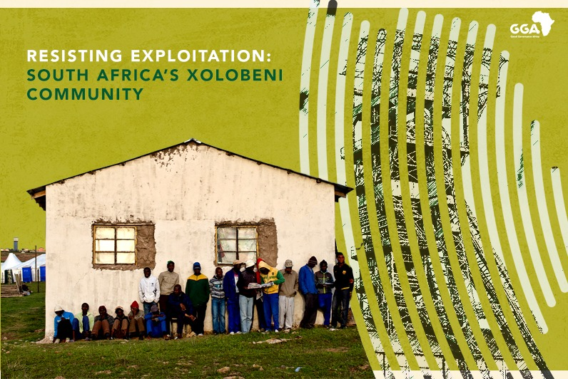 Social licences and community rights: An assessment of the Xolobeni community