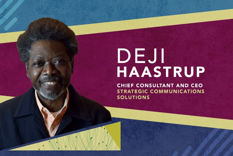 Reversing the Resource Curse – The Importance of Mainstreaming Social Performance with Deji Haastrup