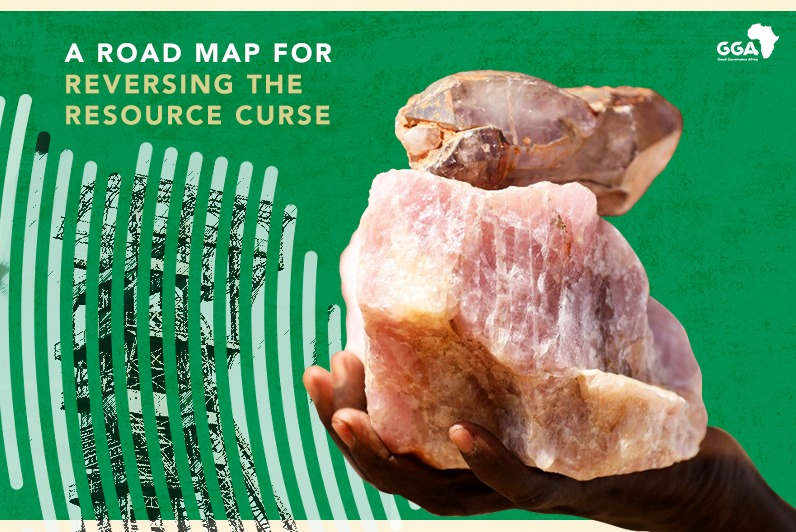 A road map for reversing the resource curse