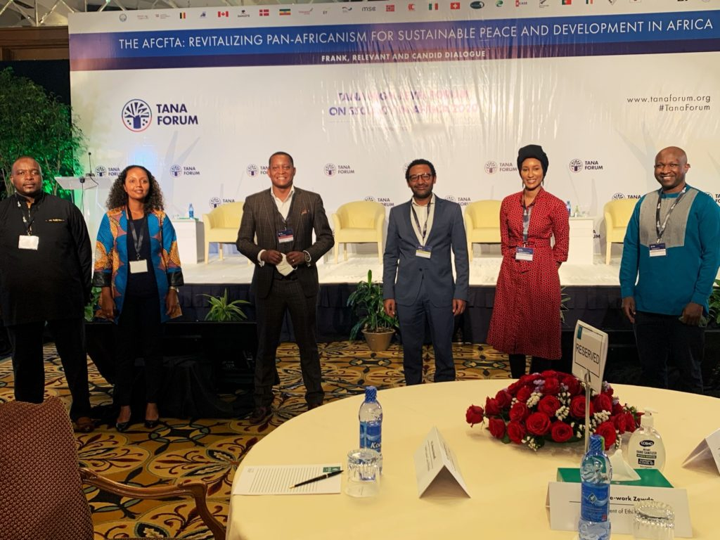 Tana High-Level Forum on Security in Africa