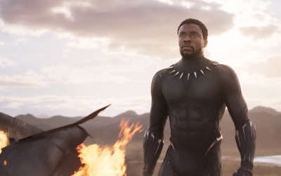 An African superhero shakes up the status quo