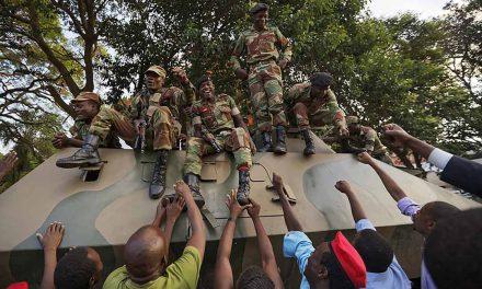 Militarisation and masculinity in Zimbabwe