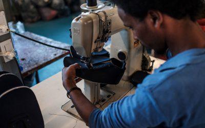 Ethiopia: new workshop of the world?