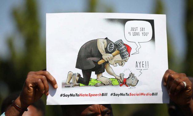 Media freedom under siege