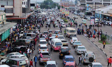 Zimbabwe: One vast informal business