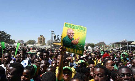 Tanzania Election Tracker 2020
