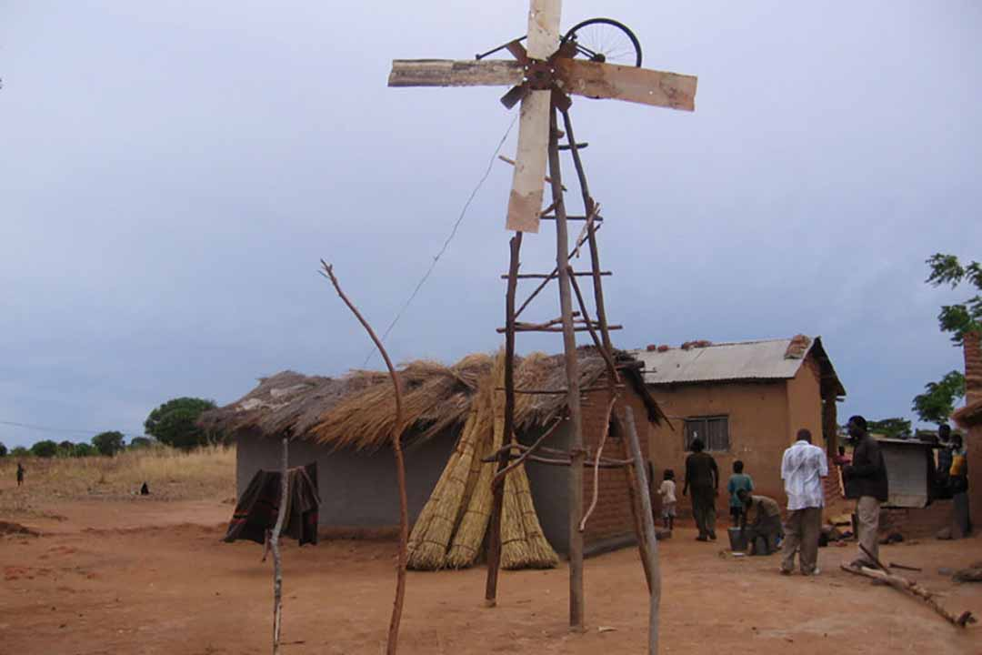 Harnessingtheelements to power and light Malawi