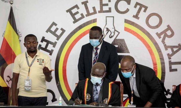 Uganda Election Day 2021: Summary