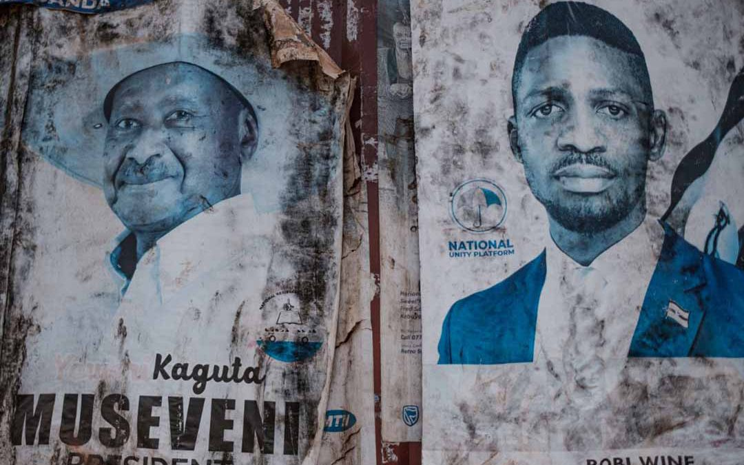 Uganda Elections Tracker 2021