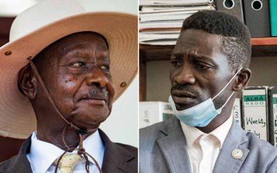 What are Bobi Wine's chances?