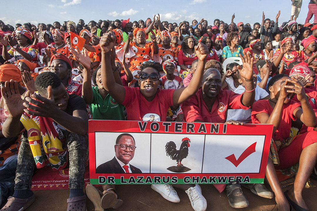Malawi's democraticmilestone