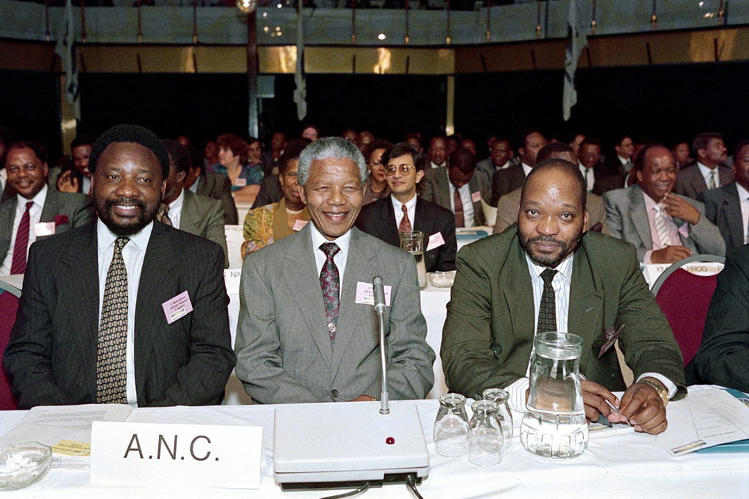 South Africa's liberation struggle and the inside/outsideconundrum