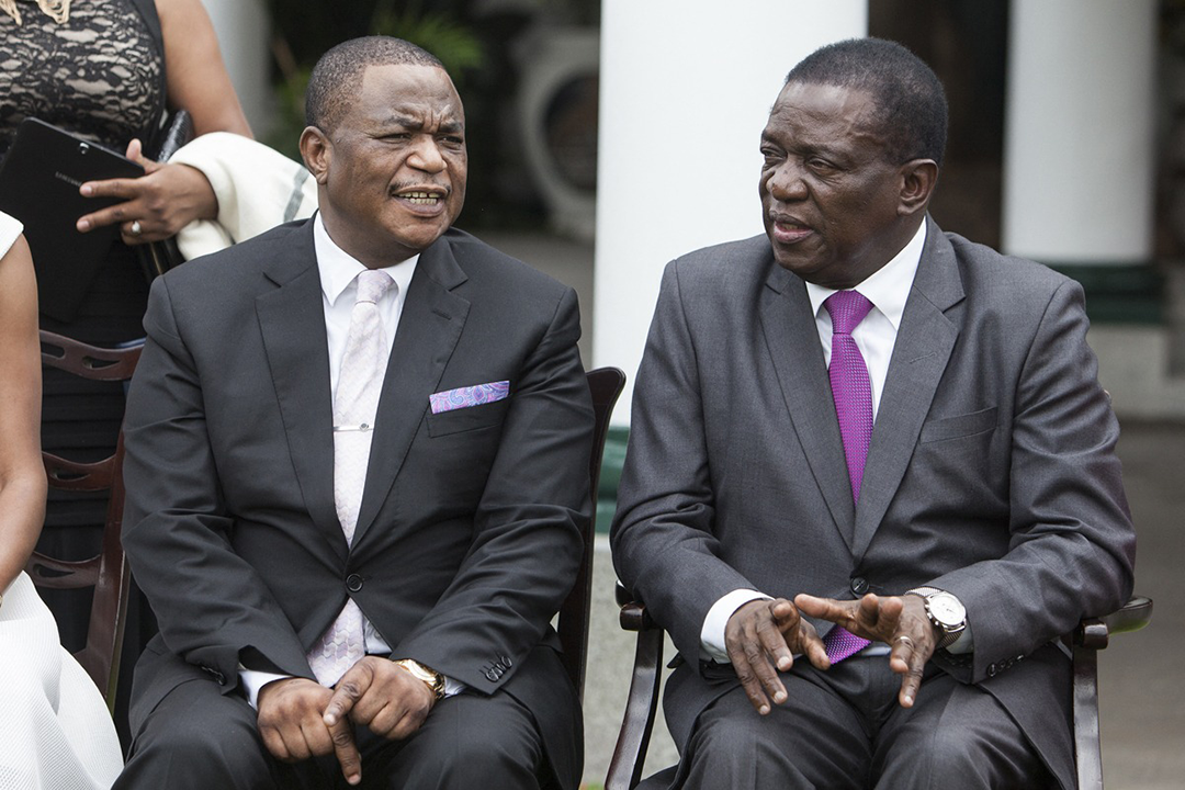 Power dynamics in post-independence Zimbabwe