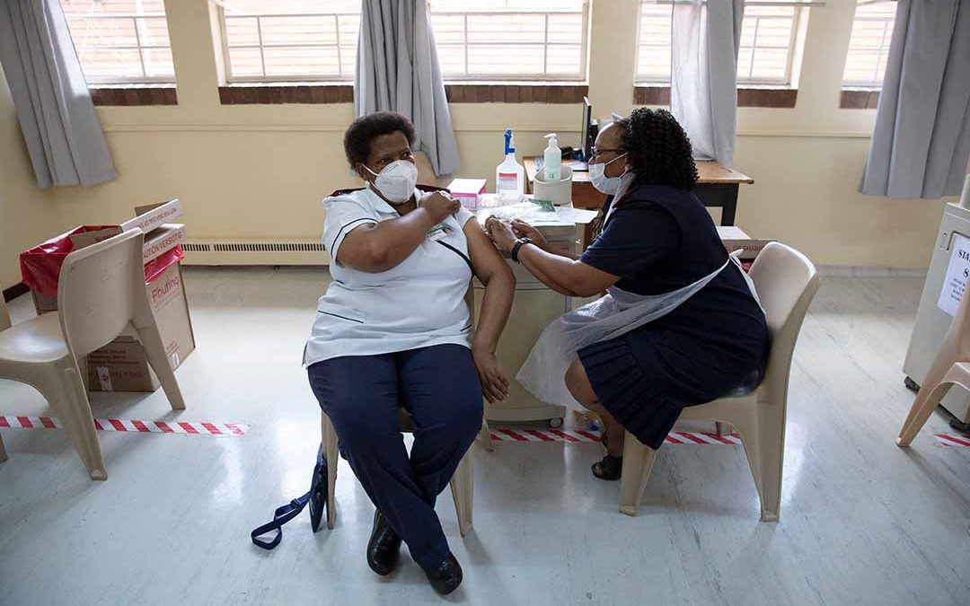 South Africa's COVID-19 vaccine roll-out – a dream deferred?