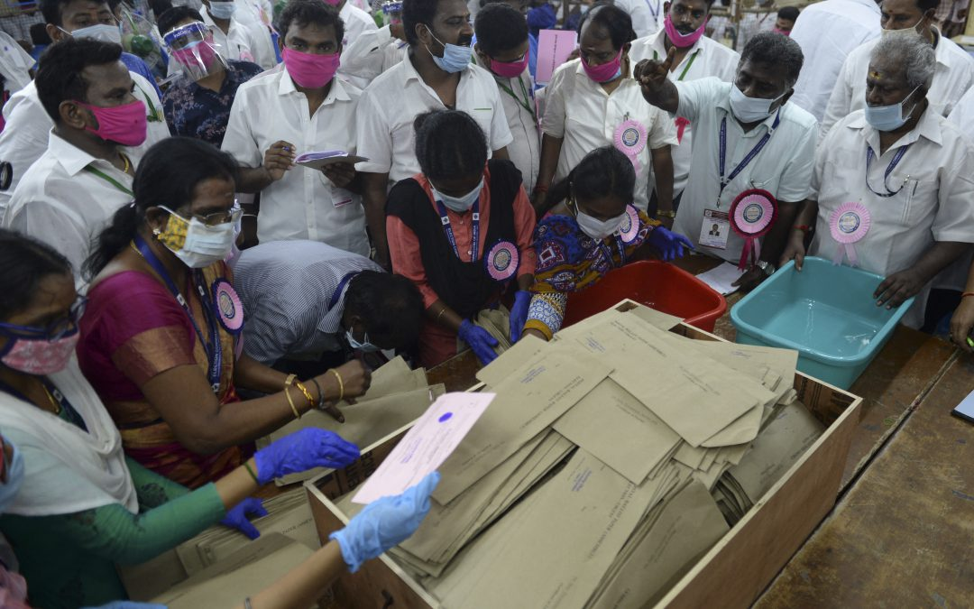 Elections in a time of Covid – India's cautionary tale