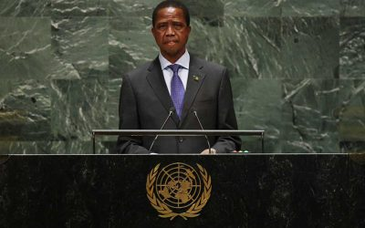 Zambia – debt relief through structural reform, in an election year