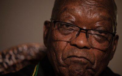 Zuma's prison sentence is good news for governance