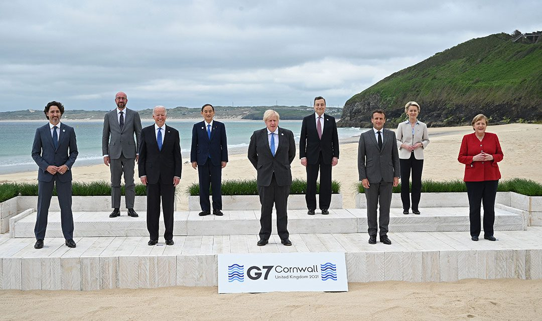 The G7 summit and Africa: international commitments versus local realities