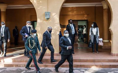 A Mozambican dilemma – SADC or friendly and brotherly countries?
