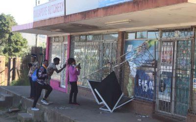 Trouble in the Kingdom of eSwatini