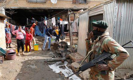 The sparks that lit the flame for the recent violence in South Africa